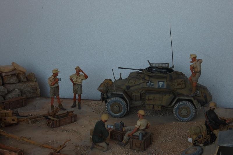De Tobruk à El Alamein - Octobre 42 - Maquettes Tamiya et Italeri - Figurines MK35 - 1/35e Tobruk19