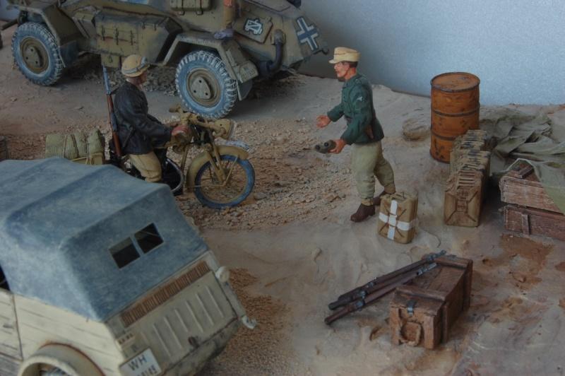 De Tobruk à El Alamein - Octobre 42 - Maquettes Tamiya et Italeri - Figurines MK35 - 1/35e Tobruk25