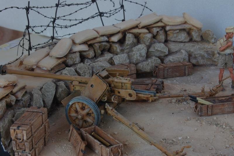 De Tobruk à El Alamein - Octobre 42 - Maquettes Tamiya et Italeri - Figurines MK35 - 1/35e Tobruk28