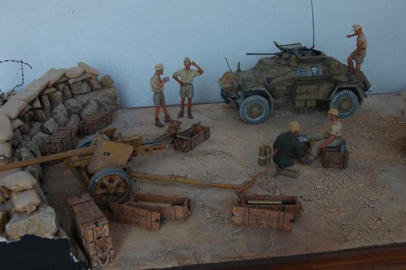 De Tobruk à El Alamein - Octobre 42 - Maquettes Tamiya et Italeri - Figurines MK35 - 1/35e Tobruk31