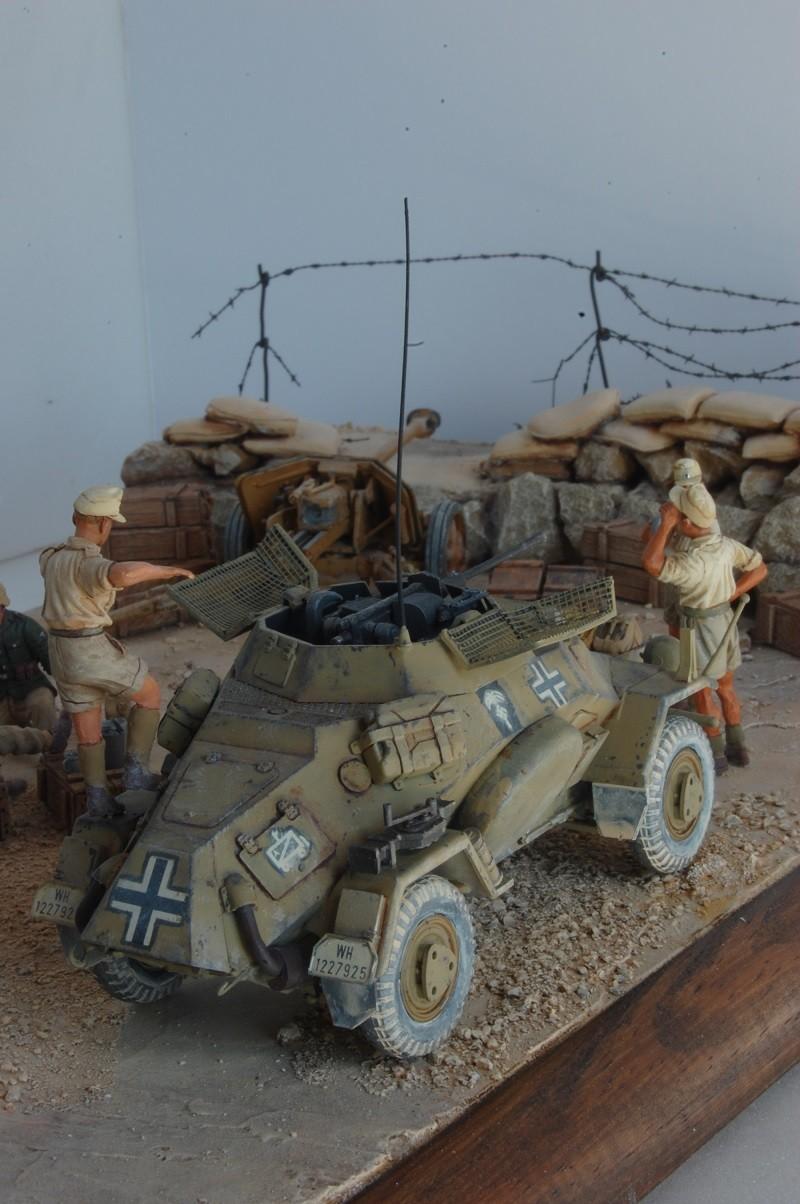 De Tobruk à El Alamein - Octobre 42 - Maquettes Tamiya et Italeri - Figurines MK35 - 1/35e Tobruk46