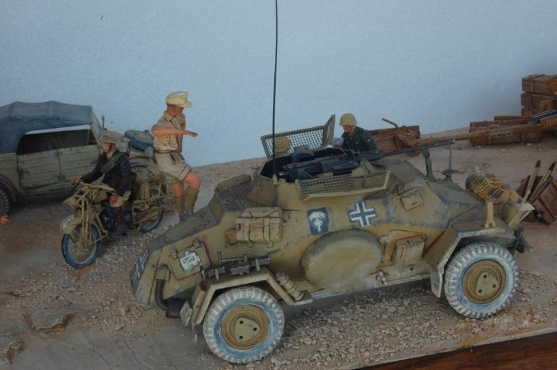 De Tobruk à El Alamein - Octobre 42 - Maquettes Tamiya et Italeri - Figurines MK35 - 1/35e Tobruk47