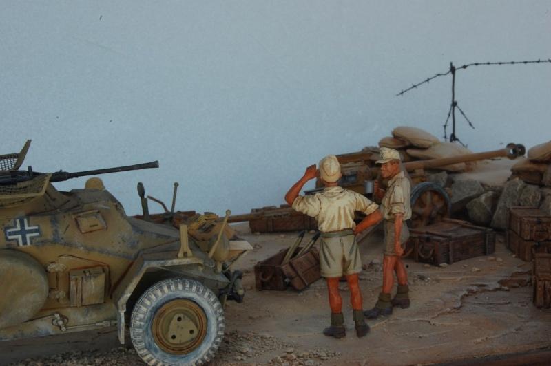 De Tobruk à El Alamein - Octobre 42 - Maquettes Tamiya et Italeri - Figurines MK35 - 1/35e Tobruk48