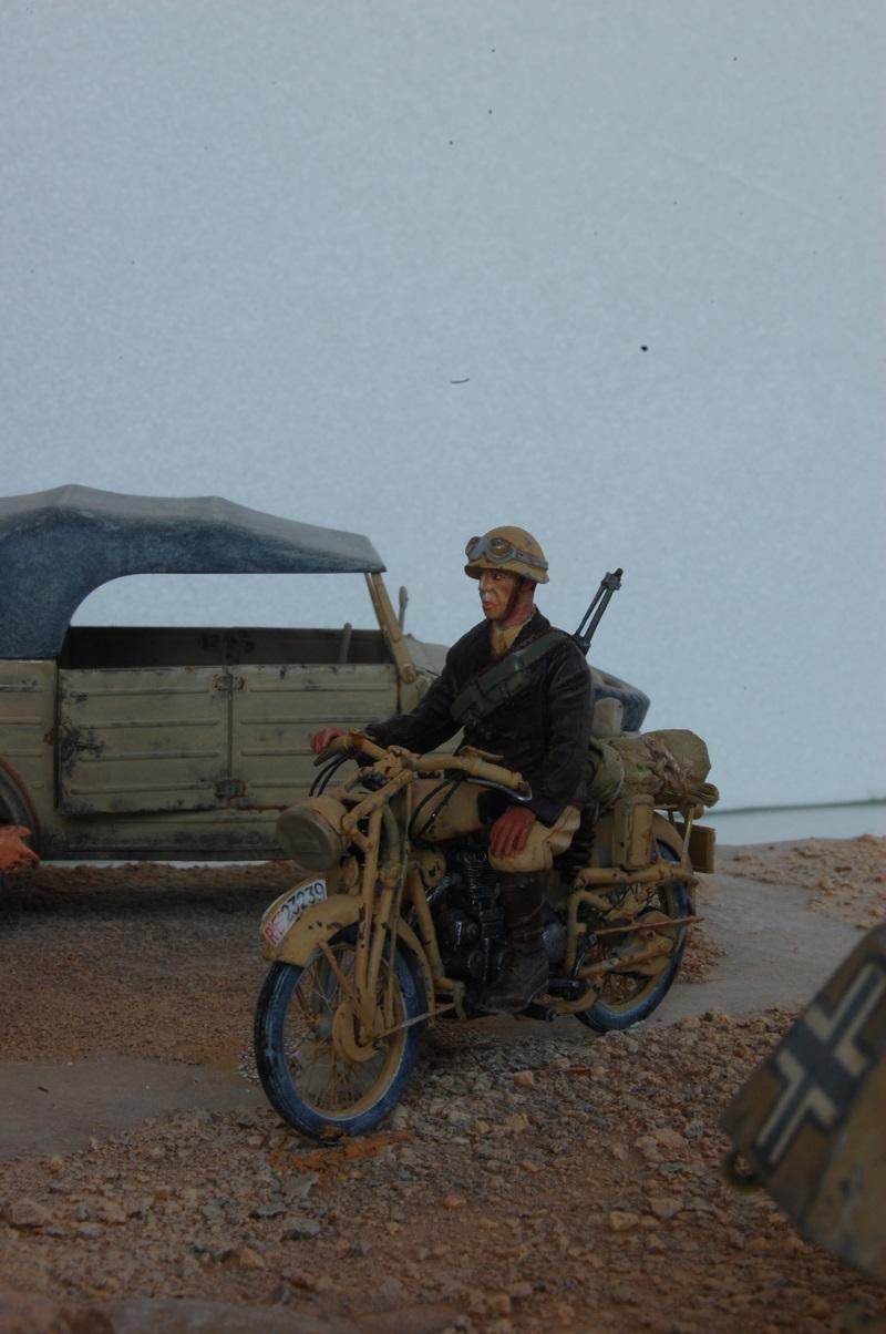 De Tobruk à El Alamein - Octobre 42 - Maquettes Tamiya et Italeri - Figurines MK35 - 1/35e Tobruk56