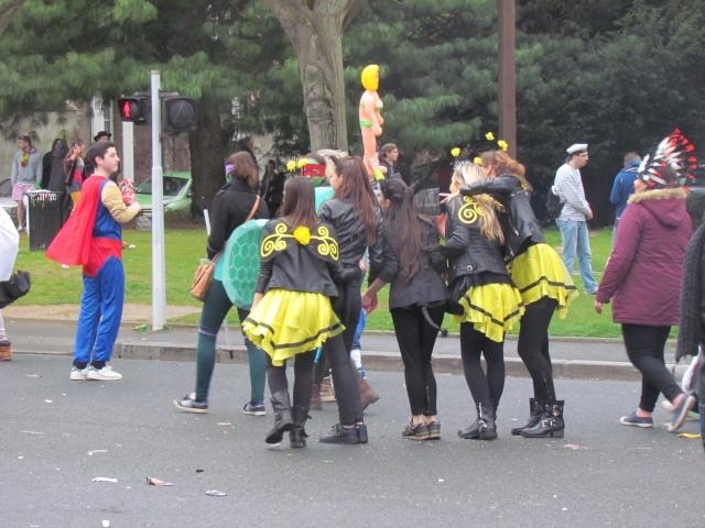 Carnaval  des étudiants à Caen 2 avril 2015 Carnav14