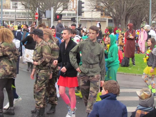 Carnaval  des étudiants à Caen 2 avril 2015 Carnav35