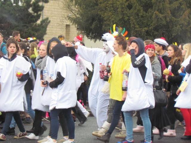 Carnaval  des étudiants à Caen 2 avril 2015 Carnav42