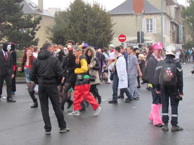 Carnaval  des étudiants à Caen 2 avril 2015 Carnav48