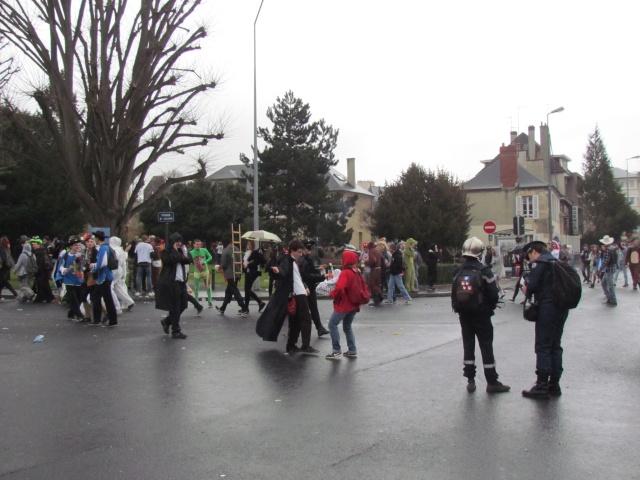 Carnaval  des étudiants à Caen 2 avril 2015 Carnav52