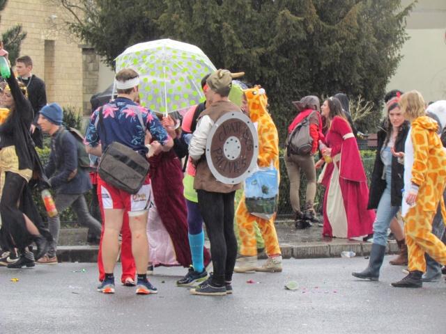 Carnaval  des étudiants à Caen 2 avril 2015 Carnav54