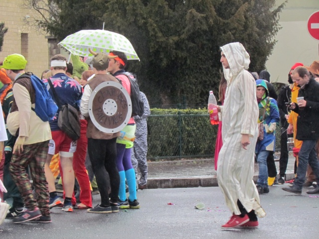 Carnaval  des étudiants à Caen 2 avril 2015 Carnav55