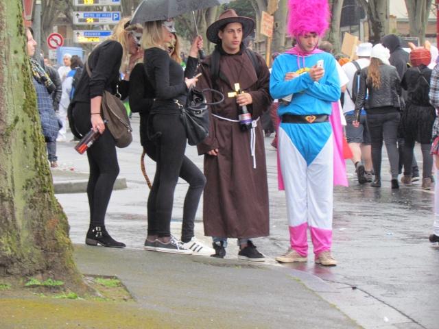 Carnaval  des étudiants à Caen 2 avril 2015 Carnav56