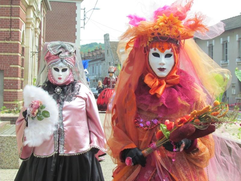 Mascarade de DIVES SUR MER  dans le CALVADOS le 25 mai 2015 Dives_36
