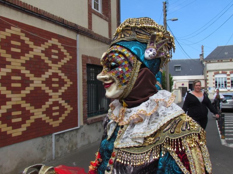 Mascarade de DIVES SUR MER  dans le CALVADOS le 25 mai 2015 Dives_43