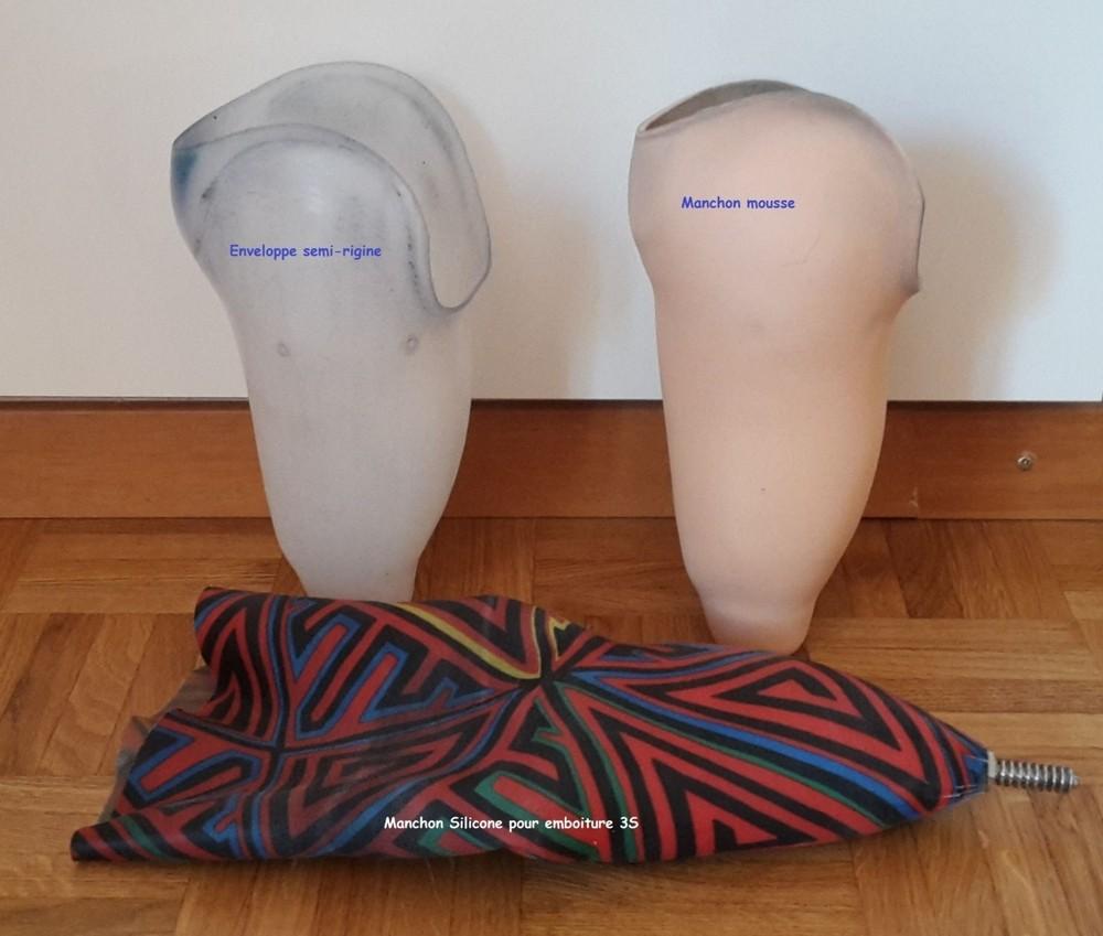 L'histoire de mon récent renouvellement de prothèse P4r10