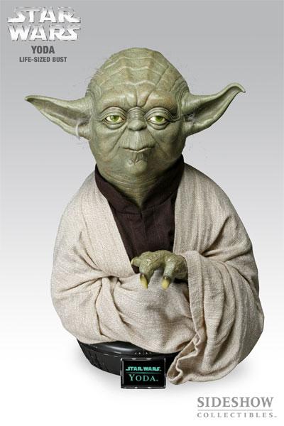 Yoda Life-Size Bust 2935_p12