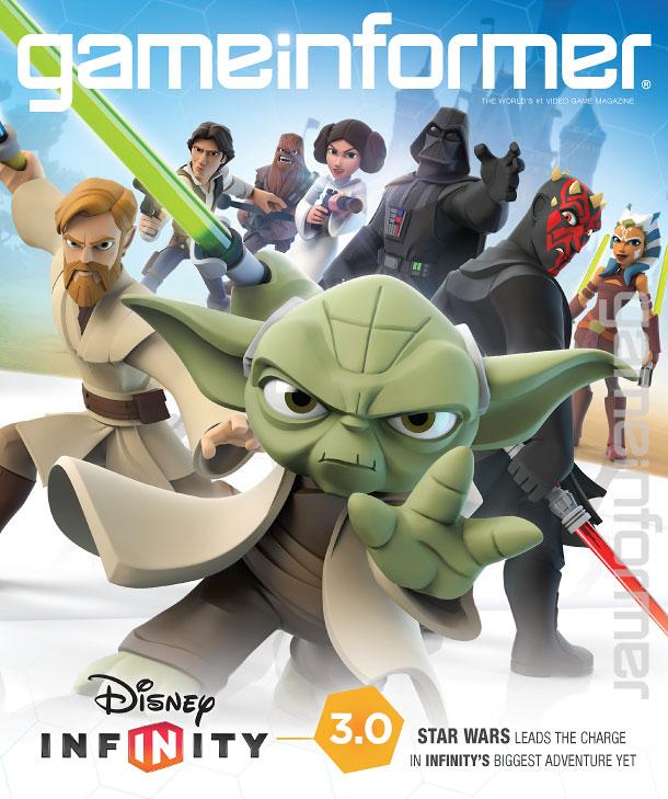 Disney Star Wars Infinity 1.0, 2.0 et 3.0 Star Wars Disney12