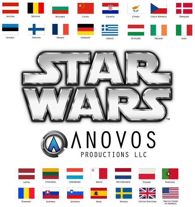 ANOVOS: Star Wars Costume Replicas - L'actualité Livrai10