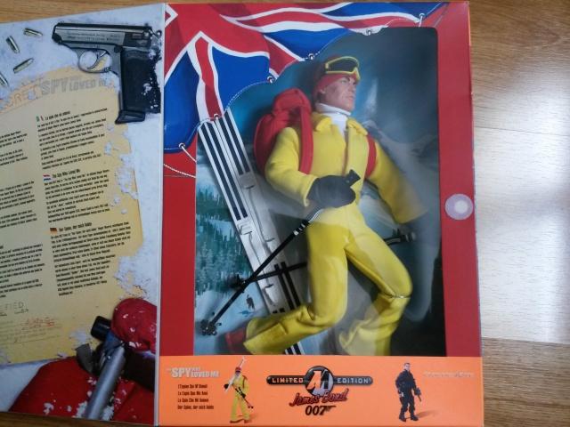 Action Man modernes - James Bond Collection 007_ac11