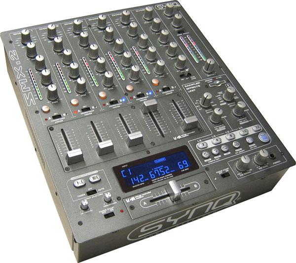 console de mixage dj:SYNQ SMX 2 7893310