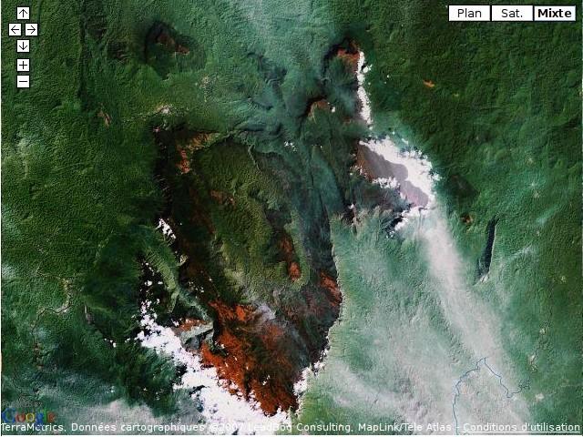 Les Tepui vus du ciel Duidam10