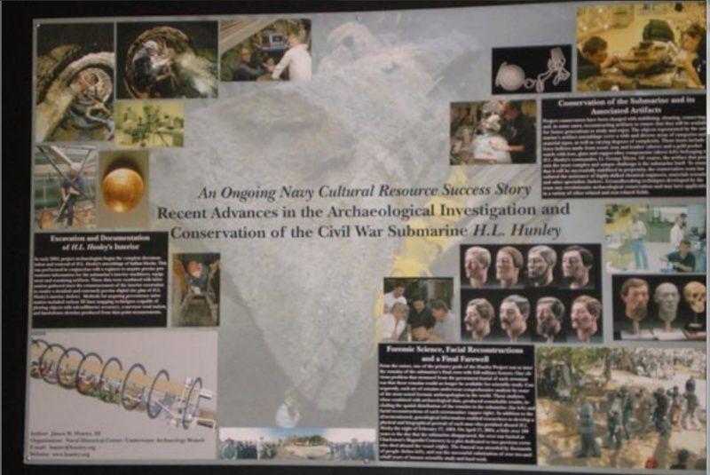 Guerre de Sécession Hunley11