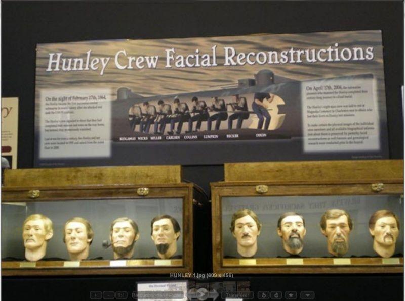 Guerre de Sécession Hunley12