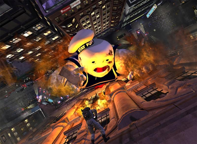[13/11/09] S.O.S Fantômes: Le Jeu Vidéo (PS3, Xbox 360, PC) Gbstay10