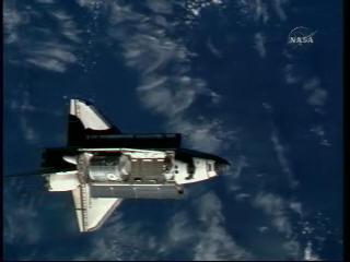 STS 120: la mission - Page 4 Backfl10