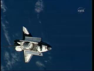 STS 120: la mission - Page 4 Backfl12
