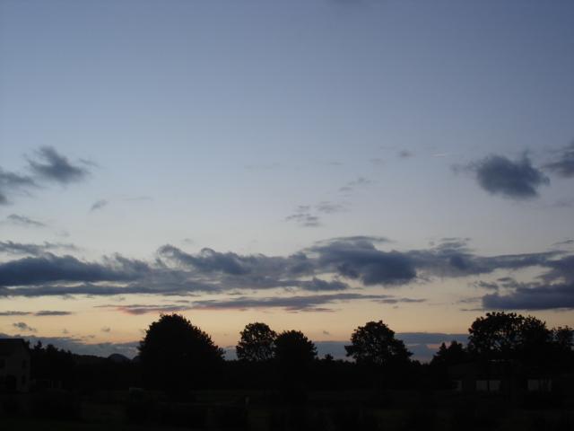 Le temps à Madelonnet du mois de septembre 2007 2007_100