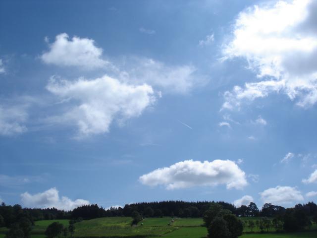 Le temps à Madelonnet du mois de septembre 2007 Est13
