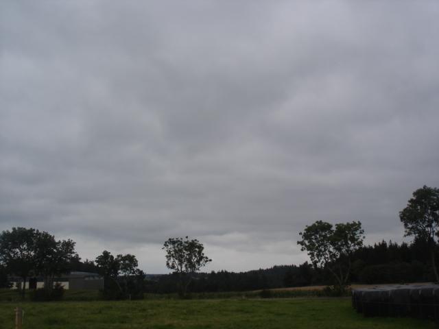 Le temps à Madelonnet du mois de septembre 2007 Nord11