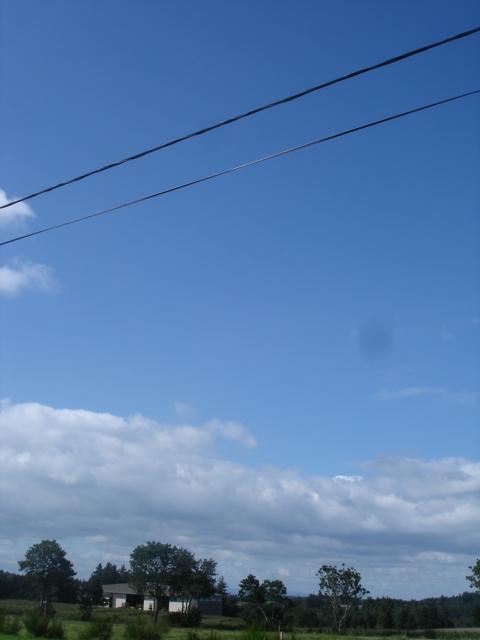 Le temps à Madelonnet du mois de septembre 2007 Nord16