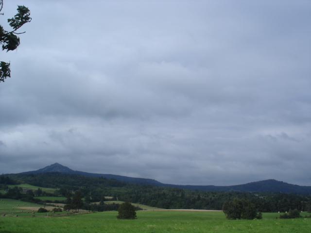 Le temps à Madelonnet du mois de septembre 2007 Ouest13