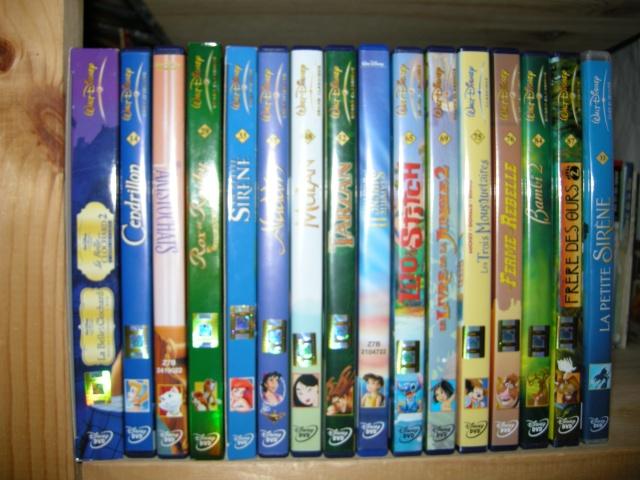 Postez les photos de votre collection de DVD Disney ! - Page 4 Dscn2310