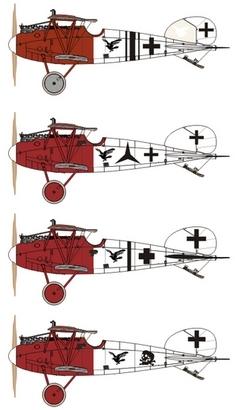 Duo d'Albatros D-Va, Roden 1/72 _doc_p12