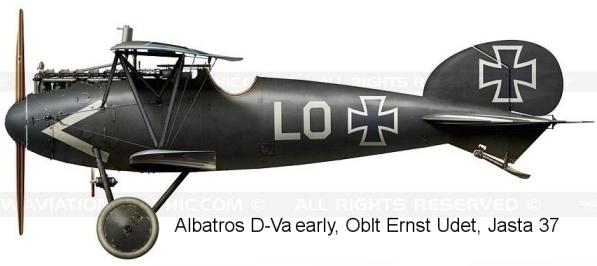 Duo d'Albatros D-Va, Roden 1/72 _doc_p14