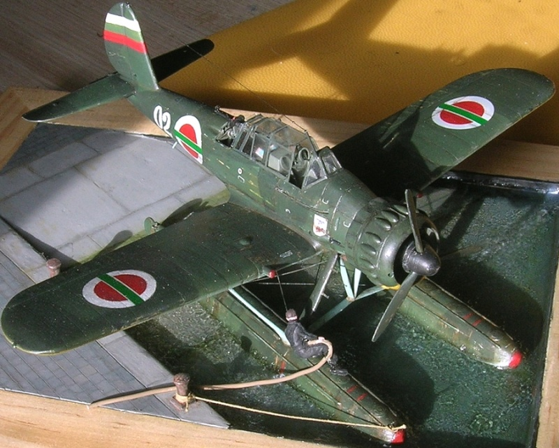 Montage: Arado Ar196A, Sword 1/72 - Page 3 Ar196a11