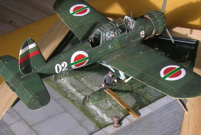 Montage: Arado Ar196A, Sword 1/72 - Page 3 Ar196a12