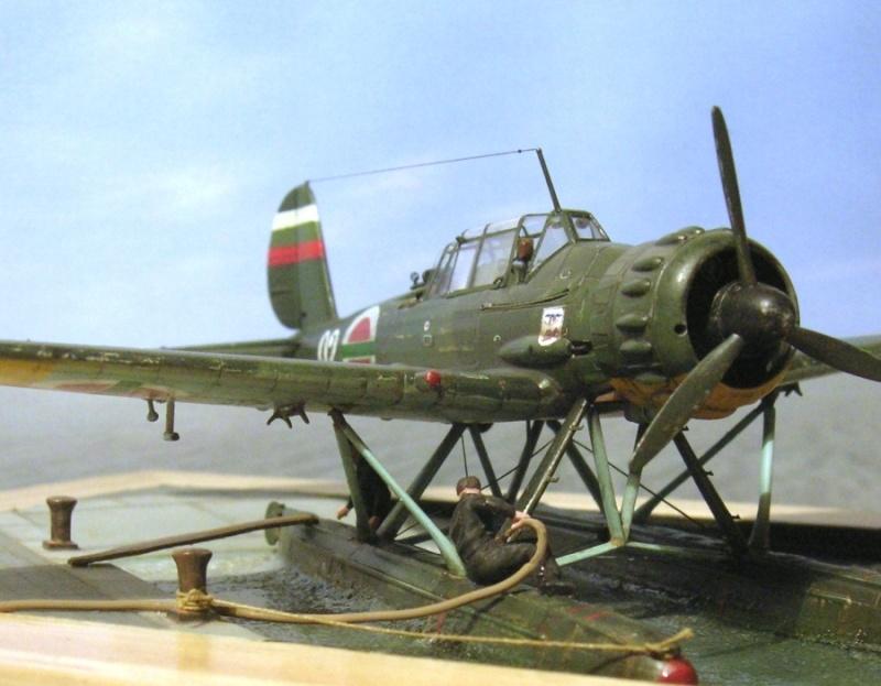 Arado Ar196A3 bulgare, 1/72 Ar196a15