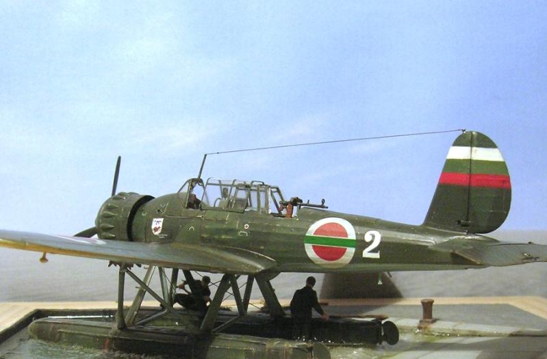 Arado Ar196A3 bulgare, 1/72 Ar196a16