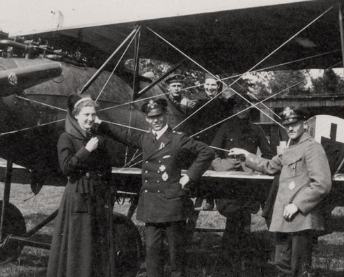 [Eduard] Nieuport Ni-17 Sergent Maurice Boyau, été 1917 Image111