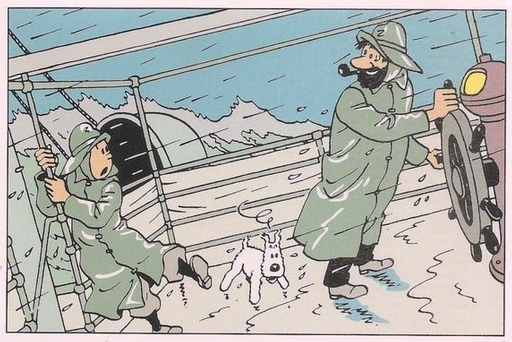 "TERMINE / Arado 196 A-3 version ""Tintin"" - 1/32 - Kit Revell 04688 Jolieb10"
