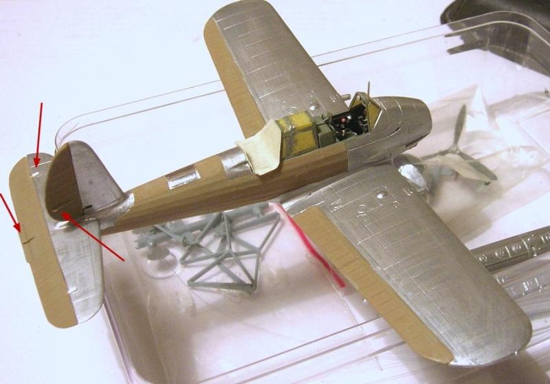 Montage: Arado Ar196A, Sword 1/72 - Page 2 Montag10