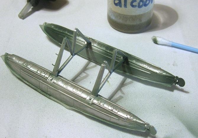 Montage: Arado Ar196A, Sword 1/72 - Page 2 Montag14