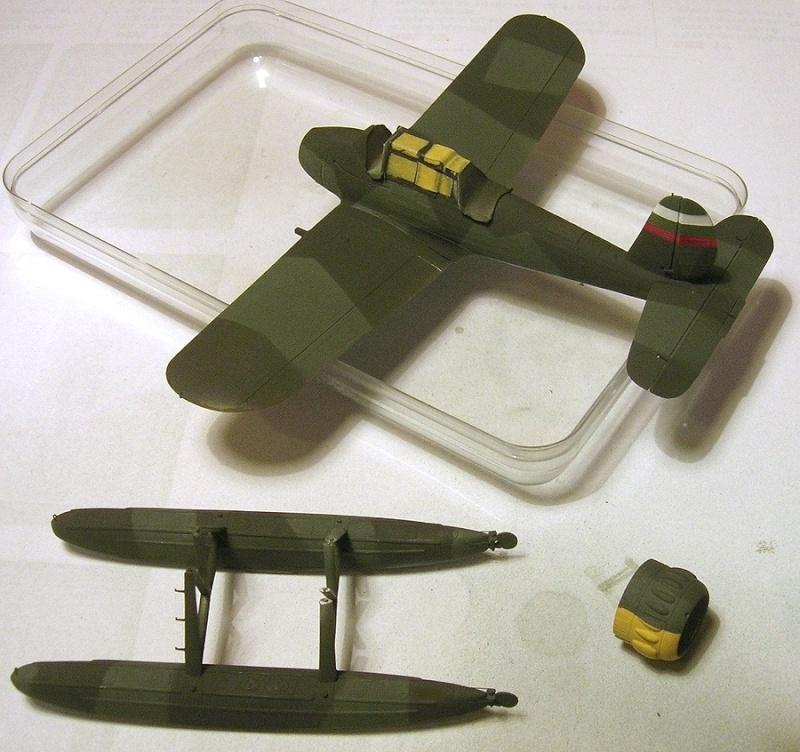Montage: Arado Ar196A, Sword 1/72 - Page 2 Montag15