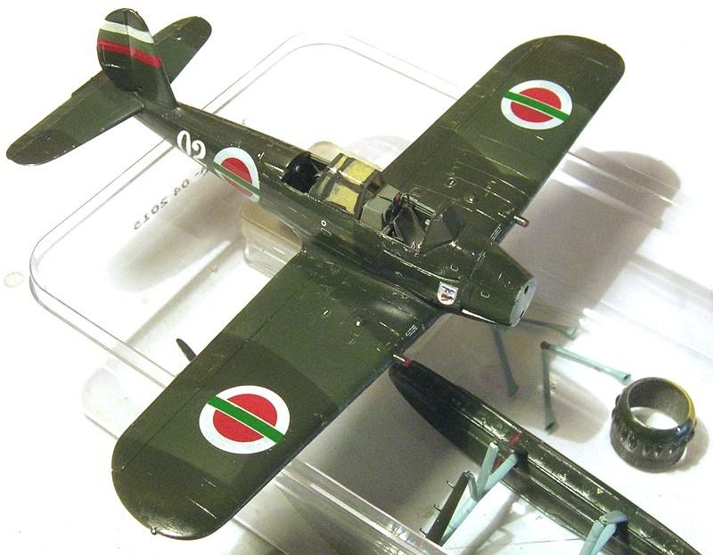 Montage: Arado Ar196A, Sword 1/72 - Page 2 Montag16