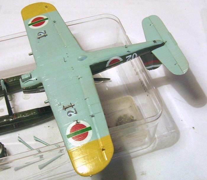 Montage: Arado Ar196A, Sword 1/72 - Page 2 Montag17