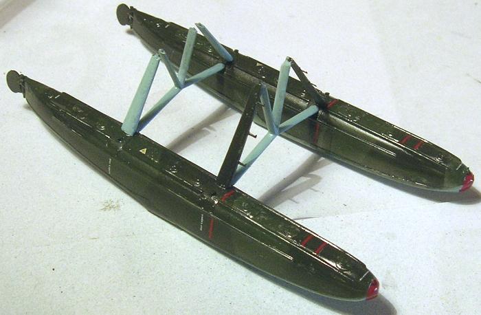 Montage: Arado Ar196A, Sword 1/72 - Page 2 Montag18